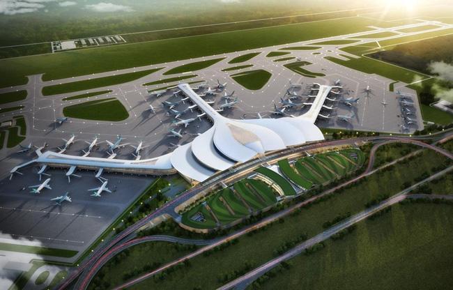 Giải phóng mặt bằng dự án sân bay Long Thành vẫn chậm - ảnh 1