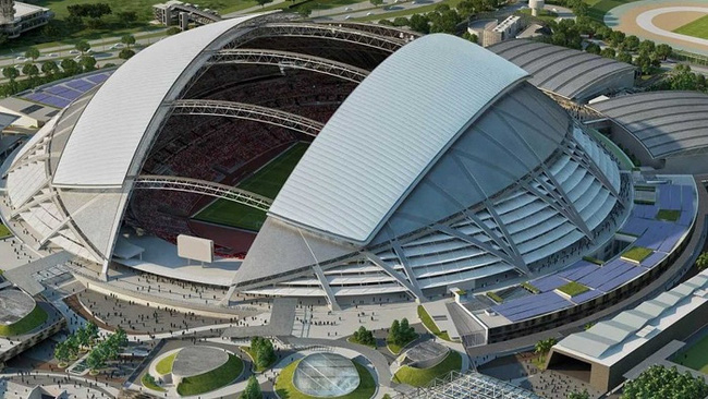 Singapore National Stadium to host 2020 AFF Championship matches from the semi-finals onwards. (Photo: FAS)