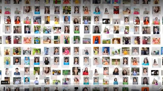 Microsoft honours Vietnam's three schools and 265 education experts