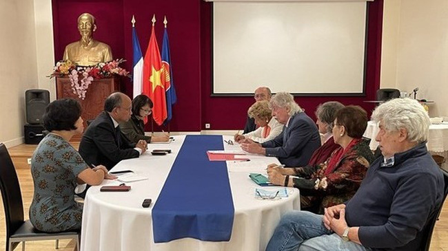 An overview of the meeting (Photo: VNA)