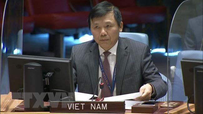 Ambassador Dang Dinh Quy. (Photo: VNA)