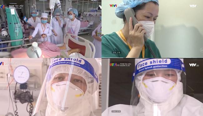 Xem lại phim tài liệu Người ở lại: Nữ trưởng khoa với sự hi sinh đầy cao cả - ảnh 1