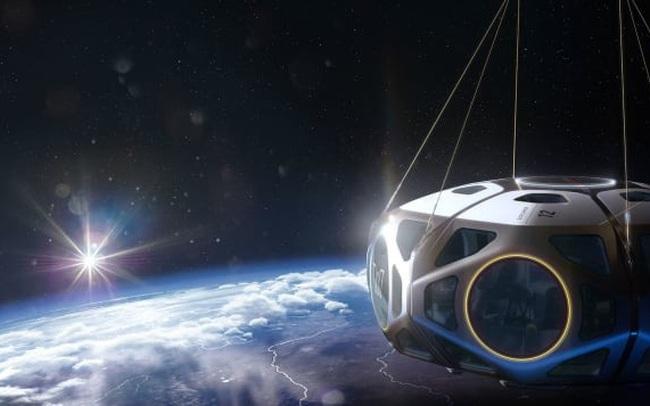 """Khám phá chuyến """"du hành vũ trụ"""" bằng khinh khí cầu trị giá 50.000 USD - ảnh 4"""