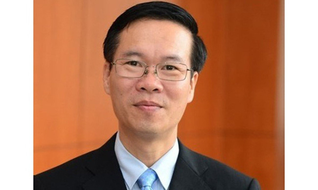 Politburo member and Head of the PCC's Commission for Communication and Education Vo Van Thuong (Photo: tuyengiao.vn)