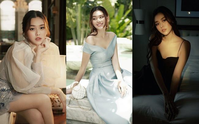 Hậu kết hôn, Á hậu Tường San cuốn hút như Song Hye Kyo - ảnh 13