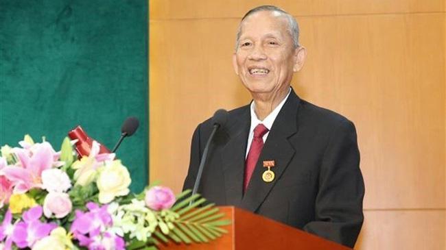 Former Deputy Prime Minister Truong Vinh Trong