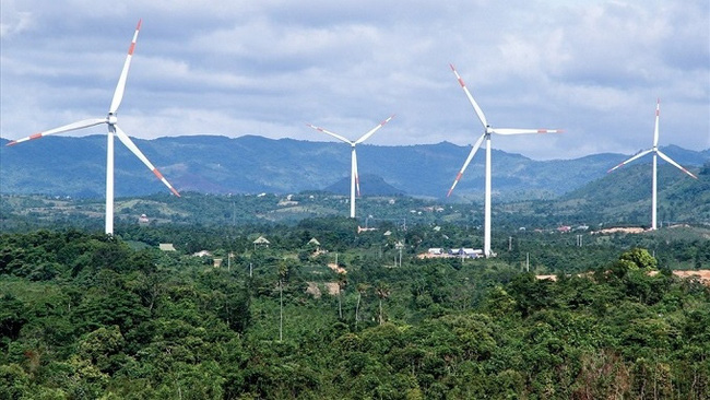 Quang Tri approved the investment into three new wind power projects.