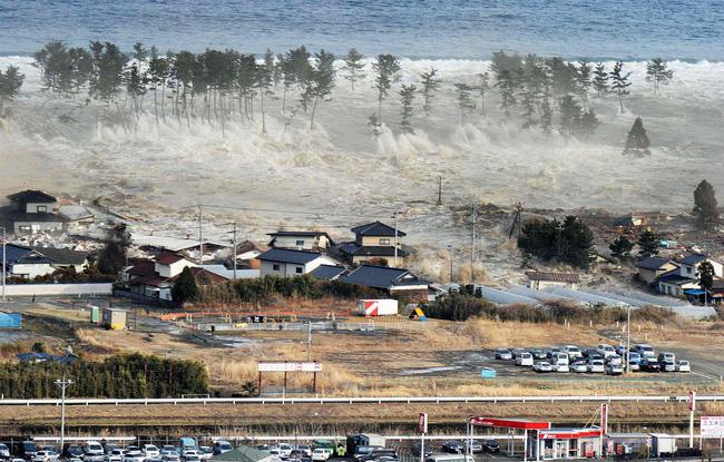 Nhật Bản sử dụng siêu máy tính và AI để cảnh báo sớm sóng thần - ảnh 1