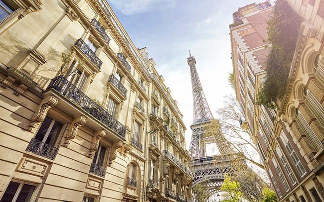 Tháp Eiffel sẽ thay áo toàn bộ với màu sơn mới - ảnh 5