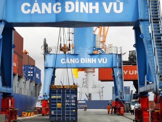 Hàng hóa qua cảng biển tăng trưởng tốt trong tháng đầu năm - ảnh 2