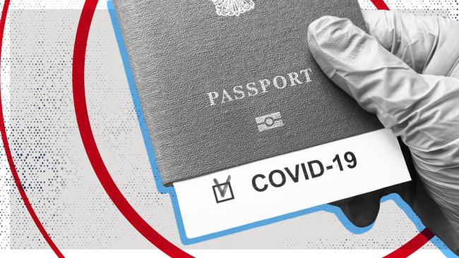 Tấm thẻ thông hành thời đại dịch COVID-19 dần đi vào hoạt động   VTV.VN