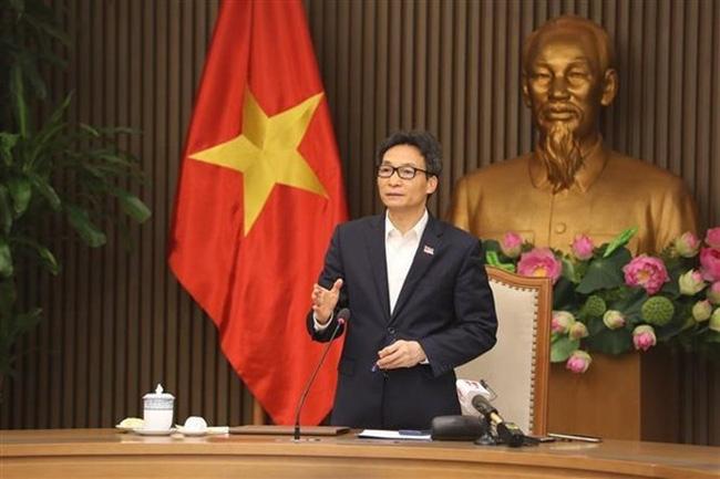 Deputy Prime Minister Vu Duc Dam (Photo: VNA)