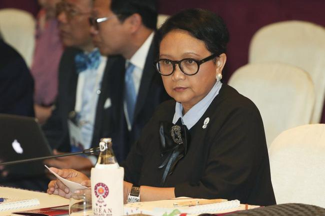 Indonesia hối thúc Myanmar mở cửa với ASEAN để giải quyết khủng hoảng - ảnh 1