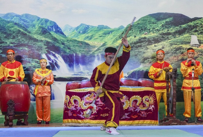 Binh Dinh  martial arts seek UNESCO title as an intangible part of humanity's cultural heritage