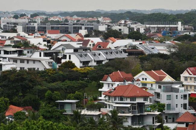 Giới siêu giàu châu Á đổ xô sang Singapore mua nhà - ảnh 1