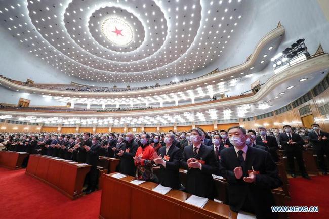 Trung Quốc khai mạc kỳ họp Chính Hiệp lần thứ tư khóa 13 - ảnh 2