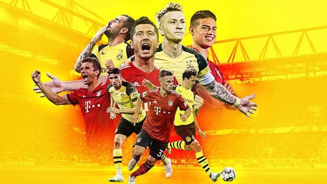 Lịch thi đấu và trực tiếp vòng 24 Bundesliga hôm nay: Tâm điểm Siêu kinh điển nước Đức, Bayern Munich – Dortmund - ảnh 1