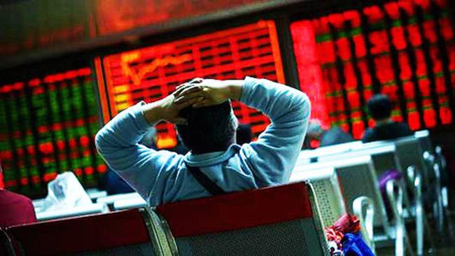 VN-Index giảm hơn 5 điểm - ảnh 1
