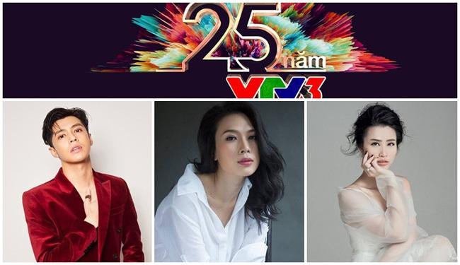 Đại tiệc mừng sinh nhật 25 tuổi của VTV3 hội tụ toàn sao đỉnh showbiz Việt - ảnh 8