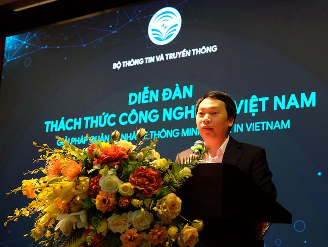 Thách thức công nghệ số Việt Nam - Diễn đàn quảng bá các nền tảng số Make in Vietnam - ảnh 1