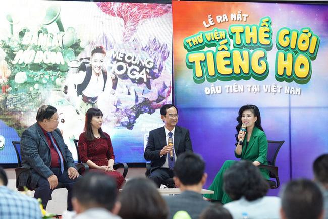 Ra mắt Thư viện tiếng ho đầu tiên tại Việt Nam - ảnh 1