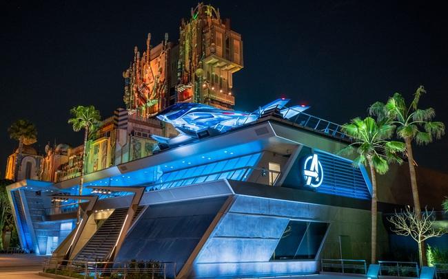 Disneyland sẽ ra mắt khuôn viên Avengers vào tháng 6 - ảnh 5