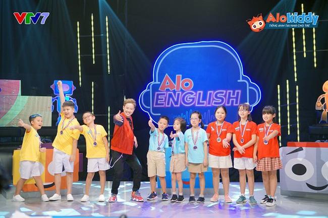 AloEnglish  - sân chơi tiếng Anh cho học sinh tiểu học sắp trở lại mùa 2 trên VTV7 - ảnh 4