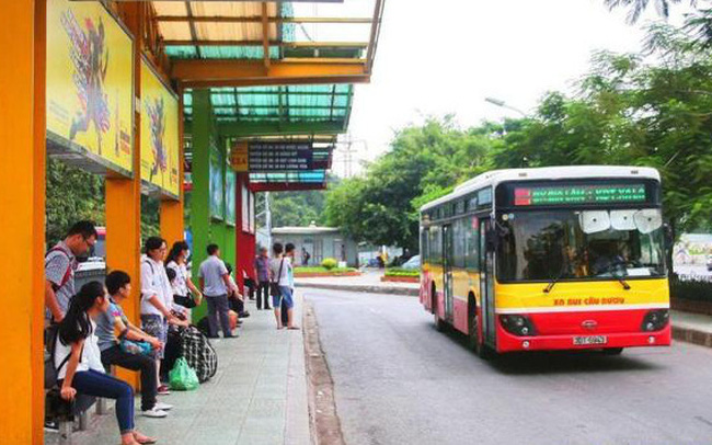 Doanh thu teo tóp của xe bus Hà Nội - ảnh 2
