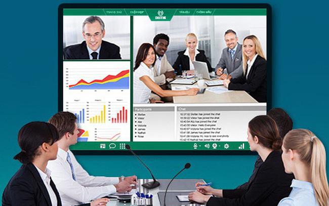 Ra mắt nền tảng họp trực tuyến eMeeting cho chuyển đổi số - ảnh 1