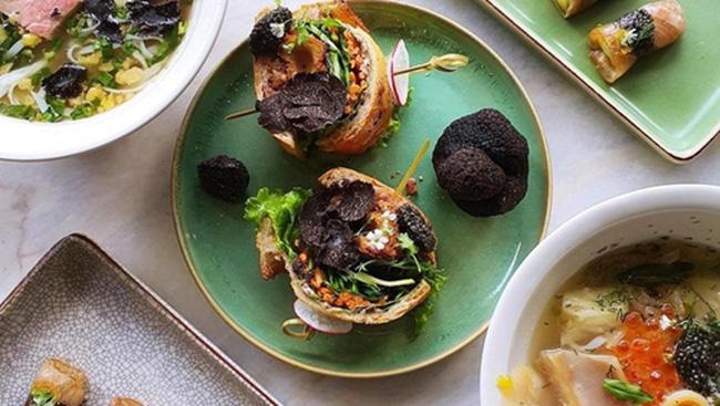 Anan Saigon's dishes (Photo: Anan Saigon)