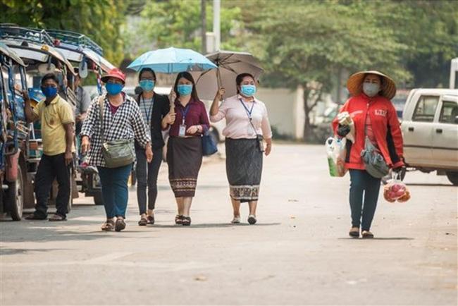 Lào ghi nhận 2 ca nhiễm mới, Campuchia xác định các vùng đỏ tại Phnom Penh - ảnh 2