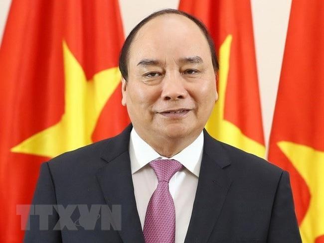 State President Nguyen Xuan Phuc (Photo: VNA)