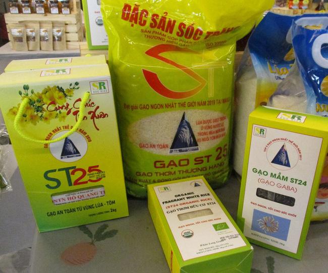 Gạo ST24 và ST25 bị đăng ký thương hiệu bởi doanh nghiệp nước ngoài - ảnh 2