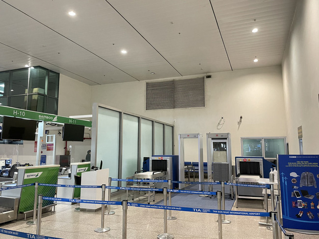 Sân bay Tân Sơn Nhất bổ sung thêm 5 máy soi chiếu an ninh - ảnh 2
