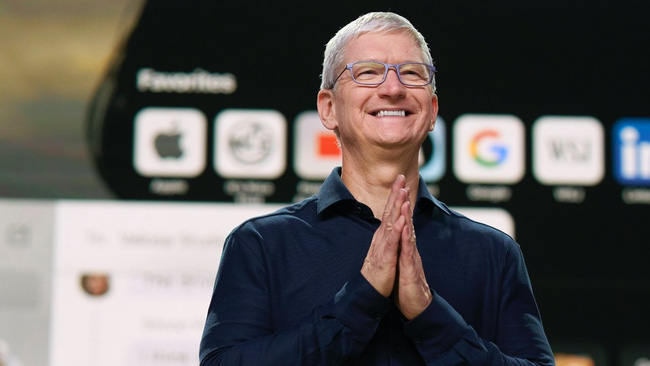 CEO Tim Cook có thể rời Apple trong 10 năm tới - ảnh 3