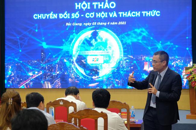 Bắc Giang đặt mục tiêu lọt top 15 địa phương chuyển đổi số đứng đầu cả nước - ảnh 2