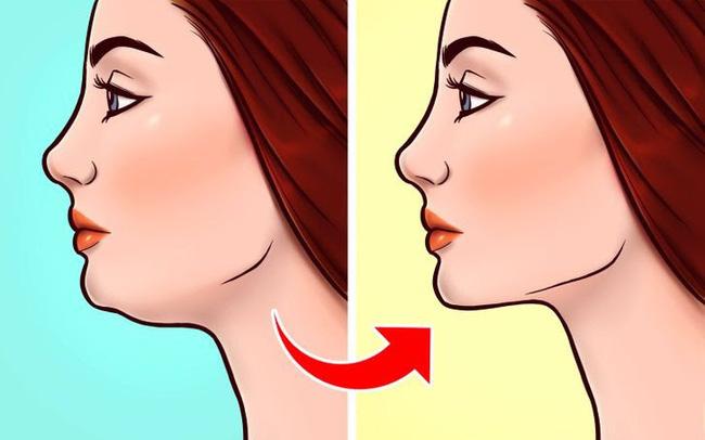 Đánh bay nọng cằm chỉ cần đặt lưỡi đúng vị trí - ảnh 6