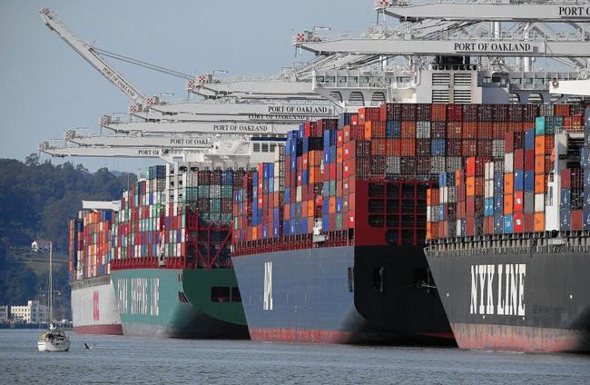 Thâm hụt thương mại Mỹ tăng cao kỷ lục trong tháng 2 - ảnh 2
