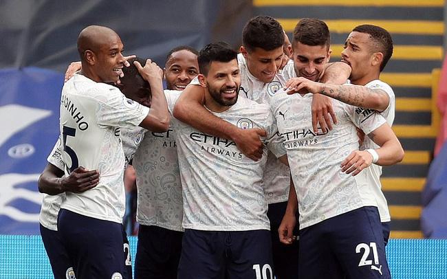 Xem lại bóng đá Crystal Palace vs Man City, Ngoại hạng Anh – 1/5/2021