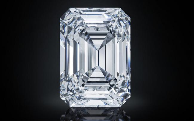 Chiêm ngưỡng viên Kim cương 101 carat khổng lồ - ảnh 3