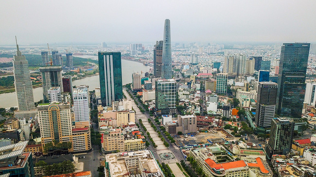 Vietnam aims to become a developed country with high income by 2045.
