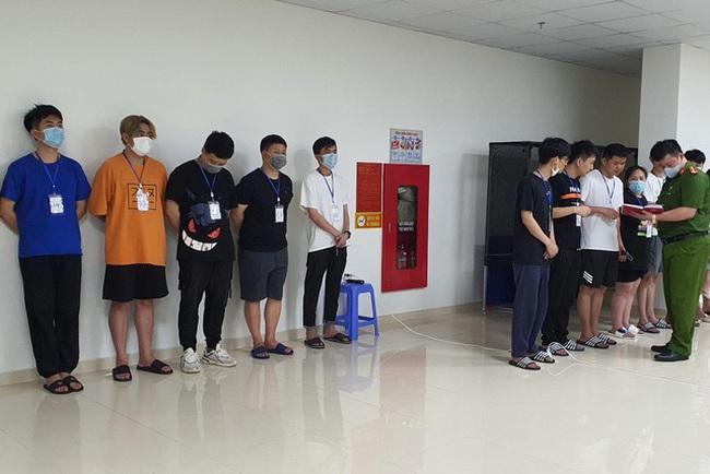 Vì sao 51 người Trung Quốc có thể nhập cảnh chui, thuê chung cư ở Hà Nội? - ảnh 3