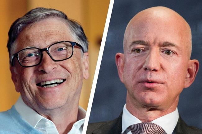 Điểm chung của 2 đại tỷ phú Bill Gates và Jeff Bezos: Họ đều rửa bát mỗi tối trước ly hôn! - ảnh 3