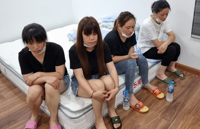 Khởi tố 3 đối tượng người nước ngoài đưa người nhập cảnh trái phép vào Hà Nội - ảnh 2