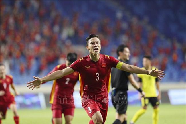 Vietnam win 2-1 victory over Malaysia.