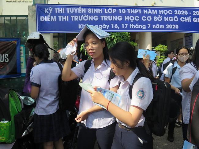 TP Hồ Chí Minh hủy toàn bộ đề thi tuyển sinh lớp 10, giải phóng các hội đồng thi - ảnh 2