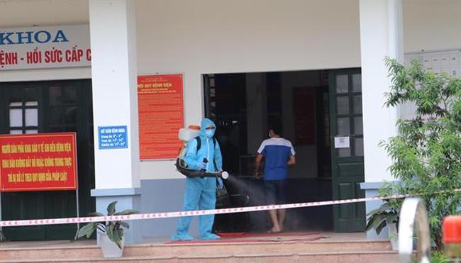 Đối tượng trốn khỏi khu cách ly tập trung tại Lạng Sơn bị bắt giữ ở Hà Nội - ảnh 2