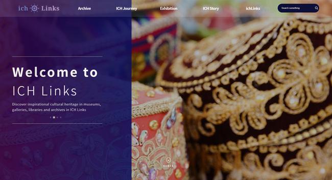 IchLinks - nền tảng chia sẻ thông tin về di sản văn hóa phi vật thể châu Á - ảnh 1