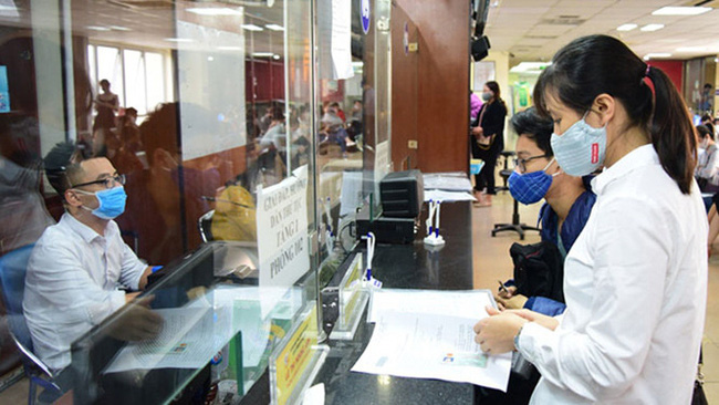 Hanoi is looking to improve the quality of its public administrative services over the next five years. (Photo: Ha Noi Moi)