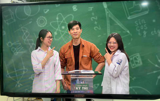 Gặp thầy dạy Hoá 'vạn trò mê' của Chinh phục kỳ thi trên VTV7 - ảnh 5